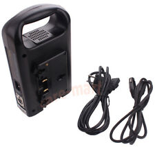 Rolux Anton Bauer Gold Mount Battery Dual Channel Charger Power Supply RL-2KA