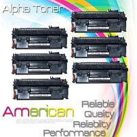 6 PK CRG119 Toner Cartridges For Canon 119 ImageClass MF5960dn MF6160dw MF6180dw
