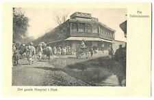 Danish Missionery Society in Pakistan Old Hospital in Hoti Town PC 1900s
