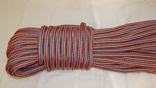 "5/8"" x 200' Double Braid Rope, Arborist Bull Rope, Rigging Line, Hoist Line, NEW"