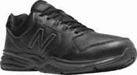 Men's New Balance 411v1 Walking Sneaker Black/Black