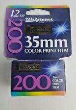 Vintage Studio 35 Walgreens 35mm 200 Color Film 12 EXP Expired 6/2008 New Sealed