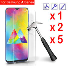 For Samsung Galaxy A10 A20 A30 A40 A50 A60 A70 A80 A90 Screen Tempered Glass Sl
