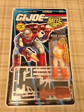 NEW IN ORIGINAL PACKAGE 1992 HASBRO GI JOE BATTLE CORPS SNOW STORM