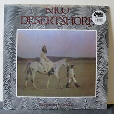 NICO 'Desertshore' 180g Vinyl LP NEW/SEALED