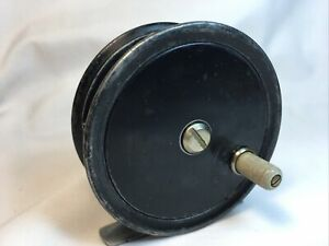 "Vintage ""J.W.Young & Sons"" Fly Reel! Redditch, England!"