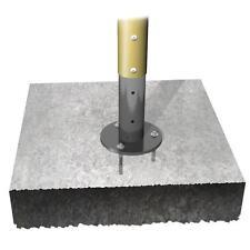 Galvanized Steel Timber Glen Commercial Playground Anchor Bolt Kit Equipment