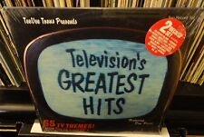 sealed 2Lp TELEVISION'S GREATEST HITS 65 TV Themes from the 50's & 60's