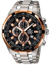 Casio Edifice Men Watch EF-539D-1A5 Chronograph Quartz Stainless Steel