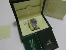 Rolex datejyst 50th Anniversary Diamond 2ct all original rolex on 36mm-Good