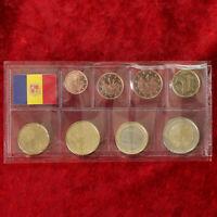 Andorra Münzen Kursmünzensatz coins KMS 1 Cent - 2 Euro bankfrisch 2014