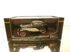 IXO MODELS CLC190 HOTCHKISS 686 GS 1949 - BLACK+CREAM 1:43 - VERY GOOD IN BOX
