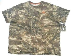 Realtree Men's MAX-1 XT Short Sleeve Camo Tee Deer Hunting Outdoor Size 3XL