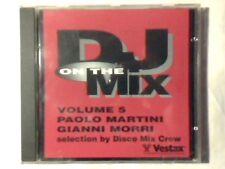 Cd Dj on the mix vol. 5 FRANCO MOIRAGHI RALPHI ROSARIO CISKY COME NUOVO LIKE NEW