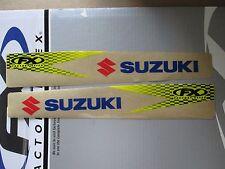 FX Suzuki swing arm swingarm graphics  DRZ400 RM125 RM250  RMZ250 RMZ450 DRZ400S