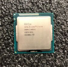 Intel i7 3770 Quad Core 3.40 Ghz Ivy Bridge Desktop Processor  LGA 1155