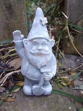 Latex gnome elf mold plaster cement mould