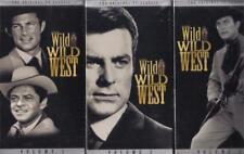 VHS: 3-VIDEO WILD WILD WEST........ROBERT CONRAD-ROSS MARTIN.....NEW