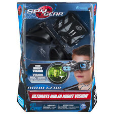 Spy Gear Ultimate Night Vision Goggles Up To 30 Feet In The Dark Infrared LEDs