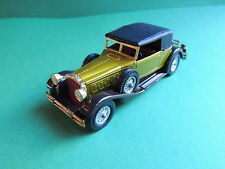 Matchbox Lesney Models of Yesteryear N°Y-15 1930 Packard Victoria voiture car