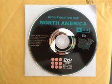 Lexus Toyota OEM Navigation GPS DVD Version Gen 08.1 2008 Map Update:2009