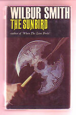 THE SUNBIRD (Wilbur Smith/1st British/archaeology/lost city)