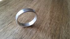 22 / 23mm Silver Magnetic Ring PK Effects and Magic Tricks Magnet Rings N48
