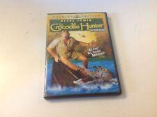 Steve Irwin Crocodile Hunter Collision Course Special edition DVD First Screen