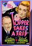 Topper Takes A Trip starring Constance Bennett and Roland Young