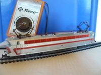 TRAIN ECHELLE HO JOUEF  CC 40101 NORD SNCF QUADRICOURANT   échelle 1/87 ème