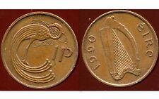 IRLANDE  1 penny 1990  ( bis )