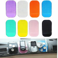 Car Dashboard Magic Sticky Pad Mat Anti-Slip Mobile GPS Gadget Holder