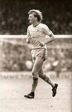 ORIGINALE stampa foto Liverpool FC Nigel spackman SETTEMBRE 1987