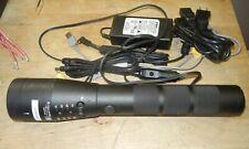 Digital Ally dvf-500 Police Tactical SUPER BRIGHT LED Flashlight W/Video Camera