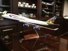Pacmin Models British Airways Boeing 747-400 South Africa Tail 1/100 scale New.