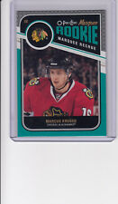 11/12 OPC Chicago Blackhawks Marcus Kruger Rookie card #592