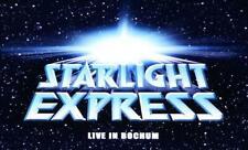 Musical Starlight Express 2 Karten - 13.11.2020 -20:00 Uhr Reihe 5 Tribüne Top