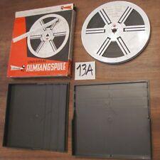 Bobina film super 8 mm SCHNEIDER UNIVERSAL custodia 120 metri mt MONTECRISTO '71