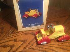 2004 Hallmark 1935 Timmy Racer Kiddy Car Classic Ornament