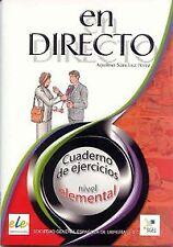 EN DIRECTO.EJERCICIOS. NIVEL ELEMENTAL (EN DIRECTO). ENVÍO URGENTE (ESPAÑA)