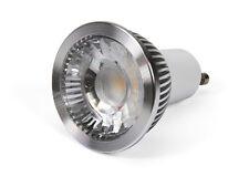 LEDOX LED Strahler GU10 6W 230V COB RA90 warmweiß dimmbar 50W Ersatz Lampe Spot