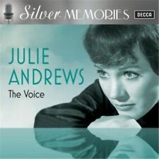 JULIE ANDREWS Silver Memories The Voice 2CD BRAND NEW Decca