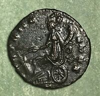 AD:270-275  AURELIAN BRONZE ANTONINIANUS OF ANCIENT ROME COIN.