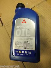 Morris / Mitsubishi approved 10w/40 Multivis semi synthetic Motor Oil 1L B29