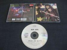 Bon Jovi Dead Or Alive CD LIVE RARO ottimo stato
