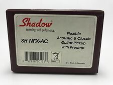 NIB, Shadow Electronics SH NFX AC Acoustic/Classical Pickup & Preamp