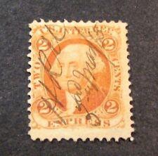 Us Stamp Scott# R10 Express Washington 1862-71 L160