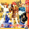 ~ Bandai 2004 - LUPIN the THIRD - HGIF gashapon - 5 girl FIGUREs set *