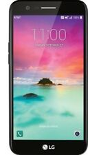 Unlocked LG K20 - M255 4G LTE 16GB (AT&T-T-Mobile) GSM World Black Smartphone