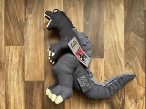 Toy Vault Godzilla 50th Anniversary Deluxe Plush With Lights And Sound - NEW